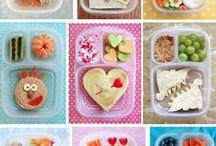 Almoços Para Criança