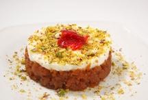 Postres Marrush / Postres Libaneses en Restaurante Marrush
