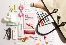 The Spill / A few of our favorite #WomenWhoWork share the essentials they keep in their bags. Show us what you keep in your favorite Ivanka Trump bag using the hashtag #ITtheSpill.