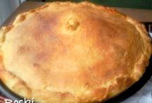 Empanada Gallega de Zorza y Manzana