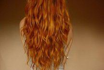 Fryzury, włosy / Fryzury