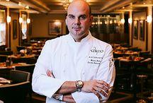 Sirio Ristorante NY Chef Massimo Bebber