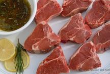 Lamb chops....