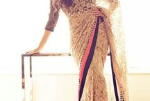 Saree and accessories