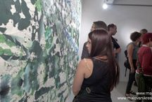 Gallery Mainerová / Gallery of Fine Art in Prague focused on contemporary painting. www.mainerova.cz