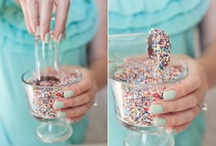 shot glass desserts / by Sheryl Kaplan