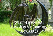 Metal Art sold all around the world Artiste les tordus S.E.N.C. / pieces from Artiste les tordus S.E.N.C.
