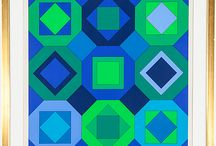Art - Hungary - Victor Vasarely