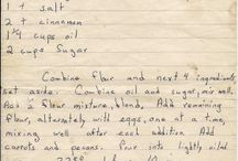 Missing Recipes / Missing Recipes Vintage of past times. LOL! I just love it!