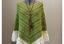 Crochet  Poncho's