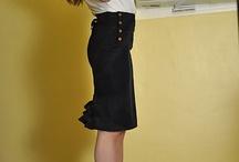 Sewing - Skirts / by Jennifer Horton
