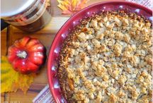 A Holiday Feast / Recipes for your Thanksgiving and Christmas holiday tables! / by Anne Papina | Webicurean