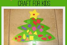Holiday- Christmas Crafts / by Jennie Carroll Little