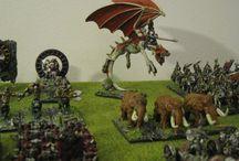Warmaster / différentes armées