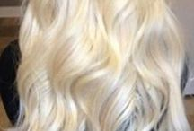 Blonde hair ♡ / Beautiful blonde hair!