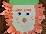 Preschool St. Patrick's Day / by Anne Bethel