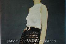 Crochet Dress Patterns / Crochet Dress Patterns