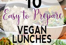 Jools vegan lunches