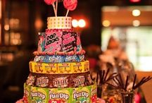 Candy Ideas / by Kathy Buell