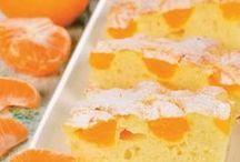 gateaux mandarines