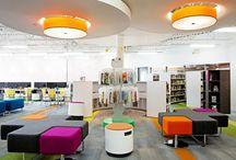 Мебель и оборудование для библиотеки