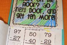 2nd Grade Math / by Erin Eichler