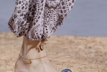 SS17: Ankle Bracelet
