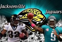 Jacksonville Jaguars / by LeeAnn Frazier