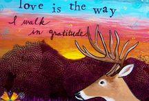 Living Gratitude / by Frank Bruinzeel