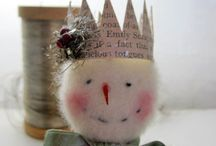 snowman / by Kim Katowitz