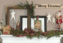 Holiday Decor Ideas / by Angela Oliver