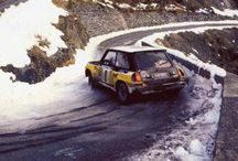 Rally / Daredevils of the dirt. #rally #rallycar #wrc #groupb  / by Jono Lester