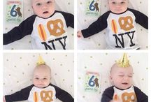 Baby Months / by PiccoliNY