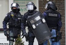 Counter-terrorism forces