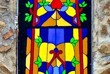 Great Stained Glass Happens Here