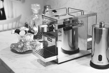 Honest Coffee Pod machines / Bringing the classic look into the modern technology of Capsule coffee machines.