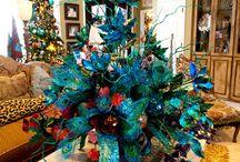 Aqua Christmas / by Judy Thompson