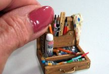 miniature art