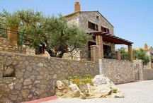 Villa Artemi #Ithaca #Greece #Island /  Villa Artemis is part of a private complex of four villas built in Northern Ithaki near the large village of Stavros, in an area known as the Pilikata overlooking three seas . The area is full of olive trees, famous for its top quality olive oil. http://www.mygreek-villa.com/fr/rent-villa-search-2/villa-artemi-ile-d-ithaca-gr%C3%A8ce