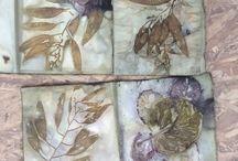 Ecoprinten op papier