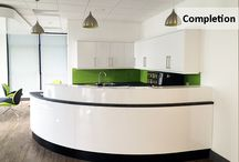 BOSE - Office Interior Solutions / Design and Fit Out of BOSE's office space in Chatham, Kent.
