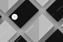 Minimal – Strut and Fibre Business Card Templates / A selection of Minimal business card templates available to customise and order on our site.