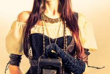 cosplaies and clothes