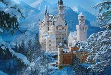 Castles / by Cindy Kane Lambert