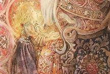 illustrator Sulamith Wulfing