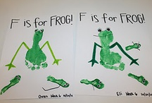 Frogs / by Sandy Carter