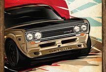Automobile / Car Art / Automobile / Car Art / SE