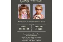 Wedding Invitations/Announcements / by Terri Cornett