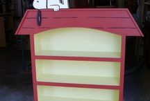 snoopy room maybe? / by Brenda Milam-Mayfield