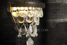 Wall Sconces and Wall Lights / by Brittney Madsen